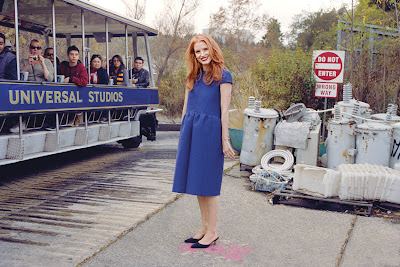 Jessica Chastain by Cass Bird for T Magazine-5