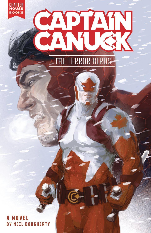 Captain Canuck: The Terror Birds
