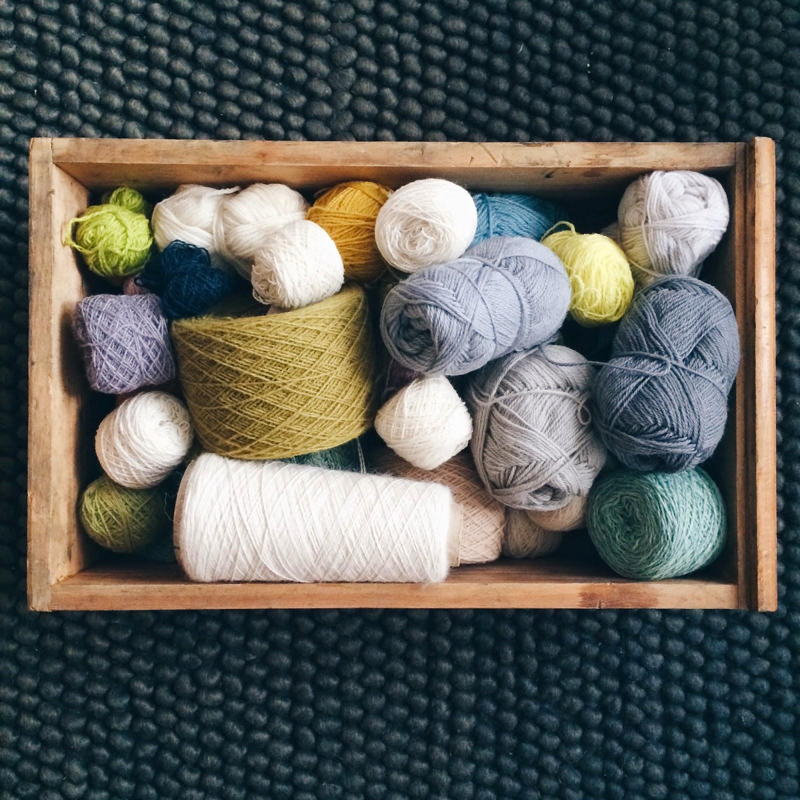 Oh, how I love yarn. Meraki