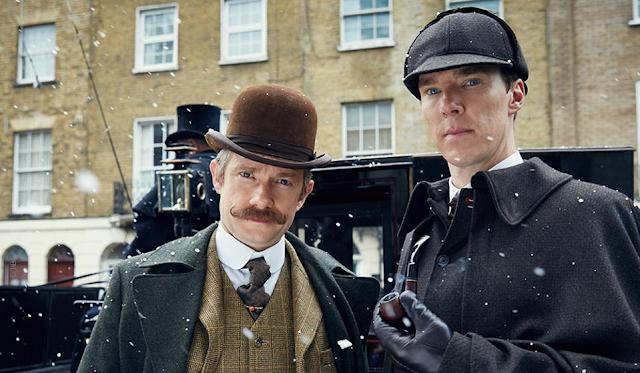 """Jak intelekt opuszcza świat, czyli """"Sherlock i upiorna panna młoda"""""""