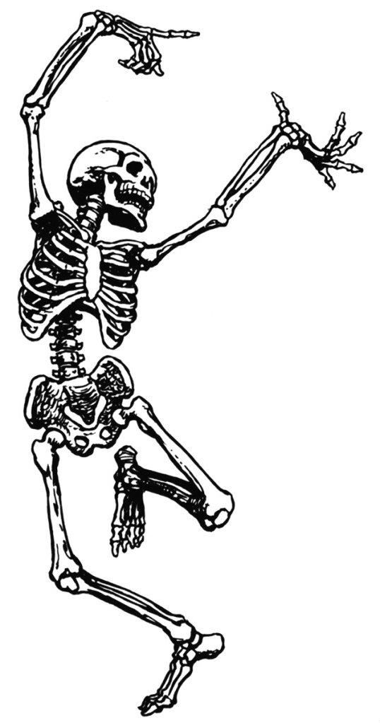 Rattle your bones!