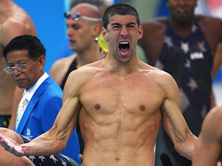 Michael Phelps 2012 London olympics