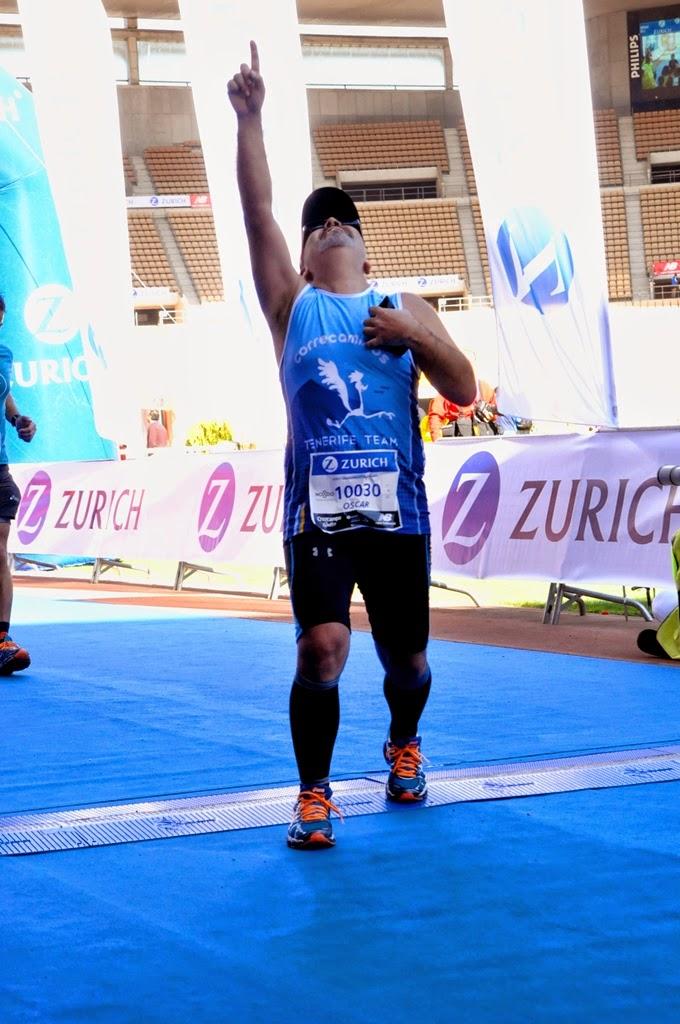 cronica de una maraton