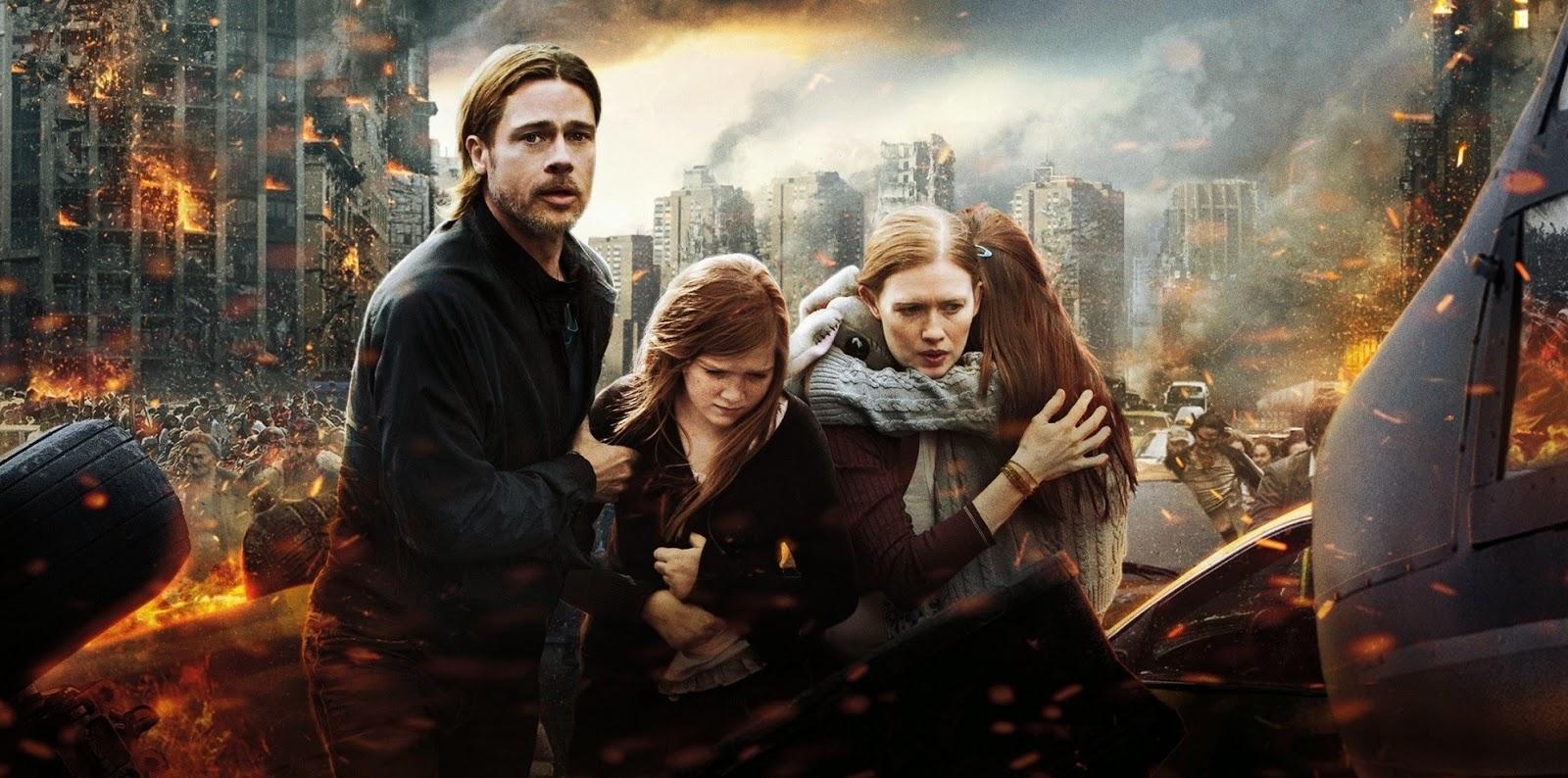 Contratado roteirista da sequência de Guerra Mundial Z + Brad Pitt confirmado para retornar