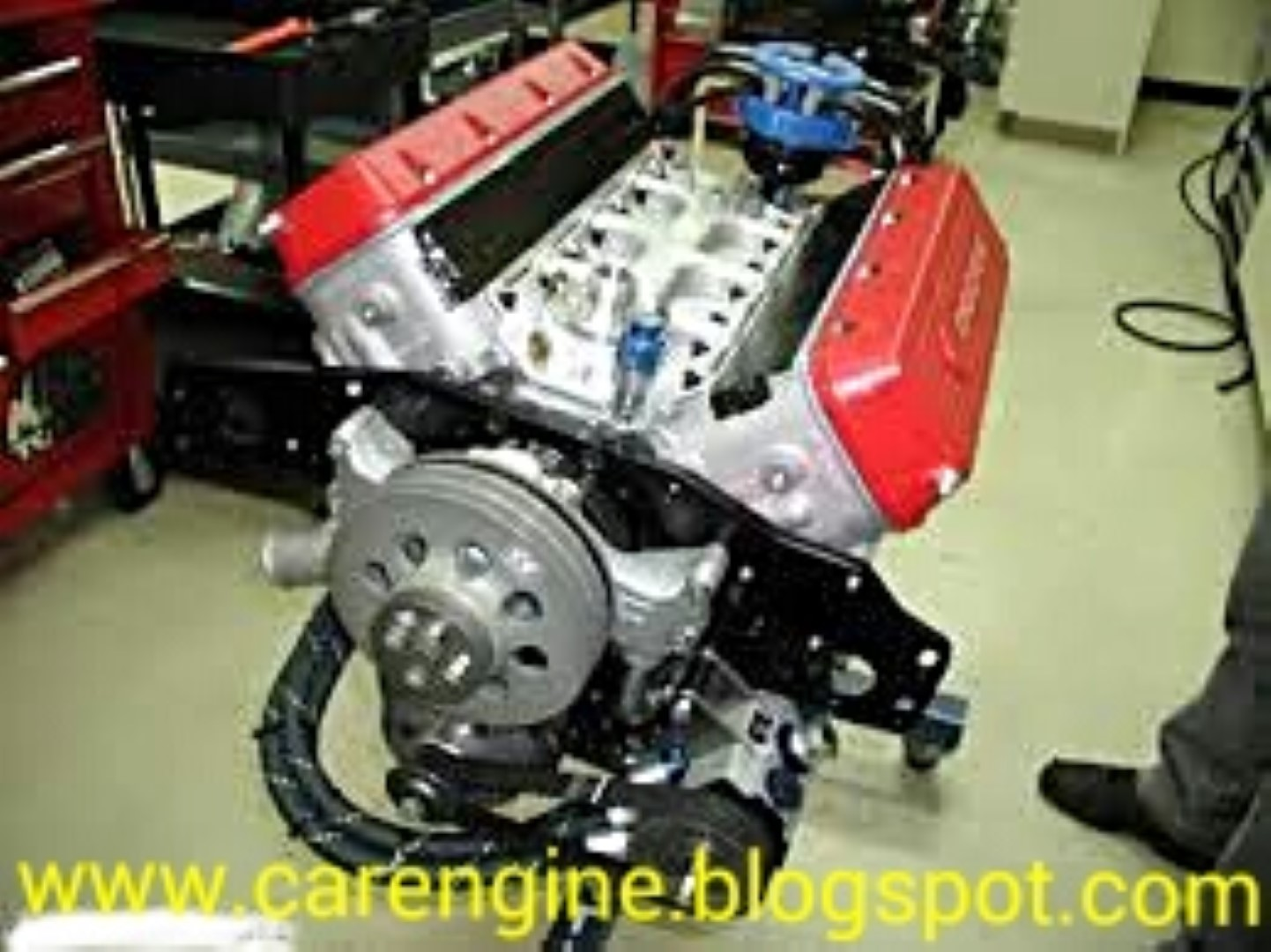 Car and Engine Details: Types of Engine