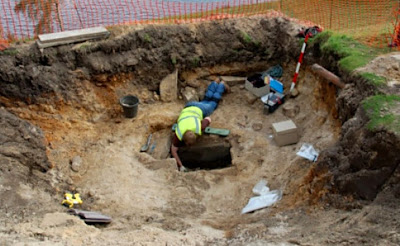 Bronze Age sheepskin discovered in UK