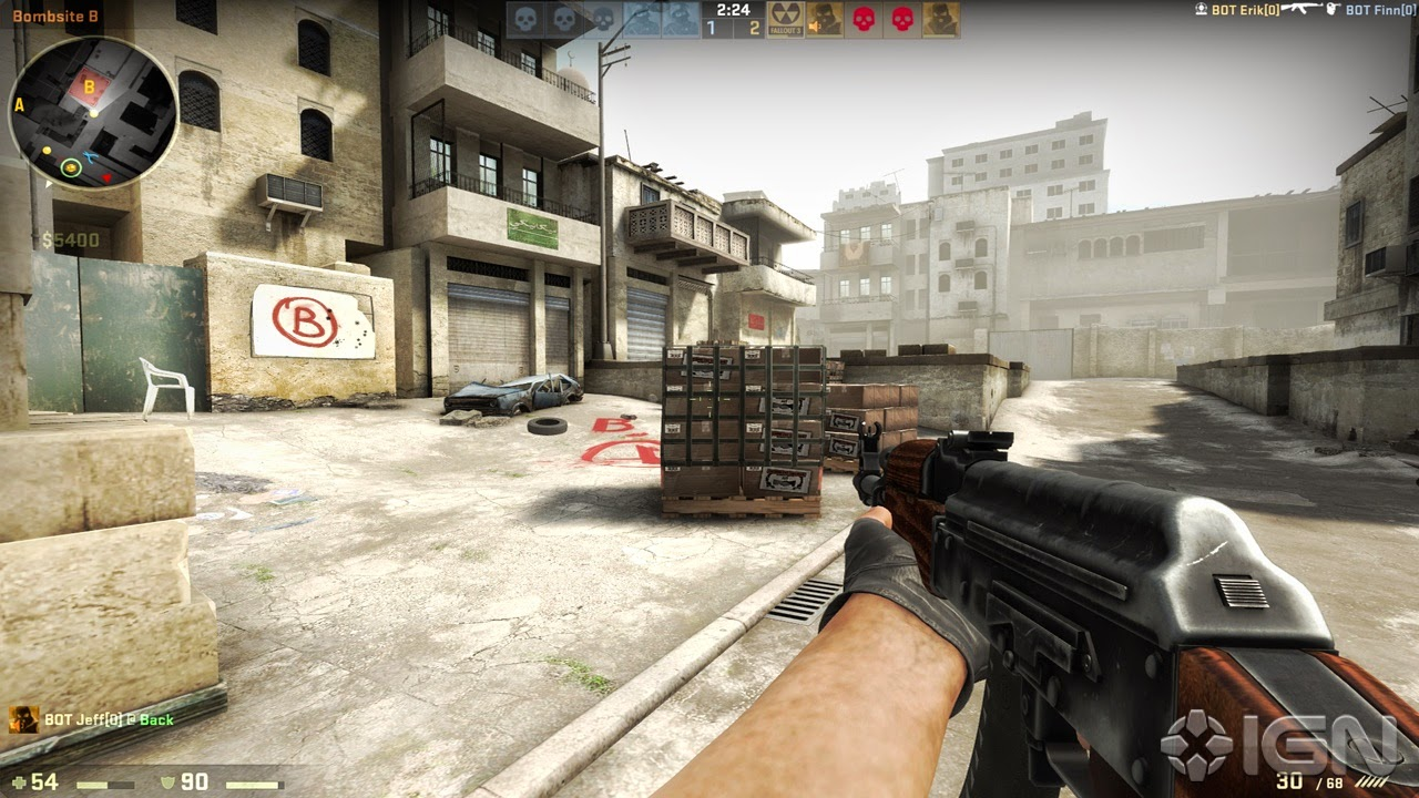 Free Download Game Menembak Counter-Strike Global Offensive Full Version PC - Syauqi's Blog