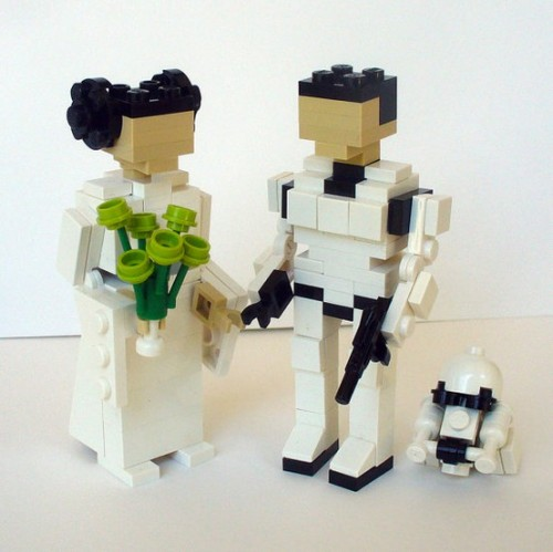 Cool Lego Wedding Inspirations - Wedding Colours