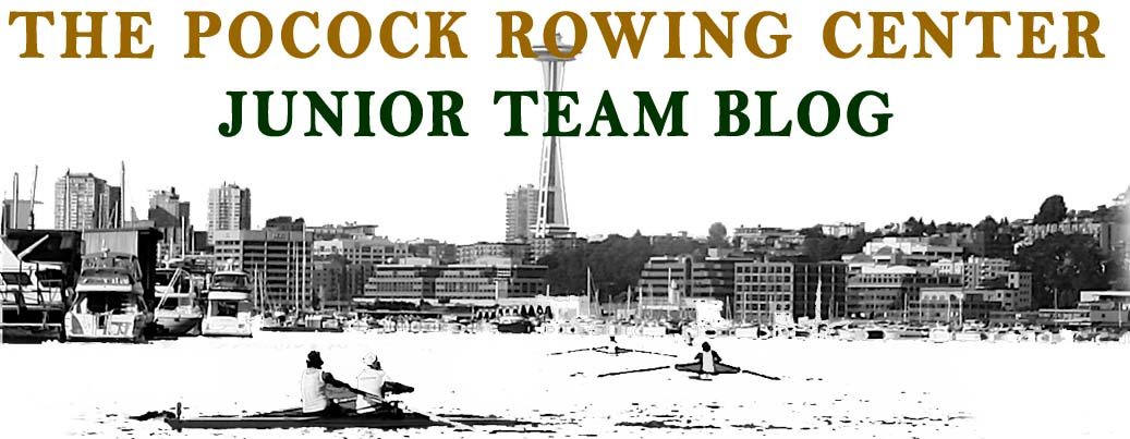 Pocock Rowing Center