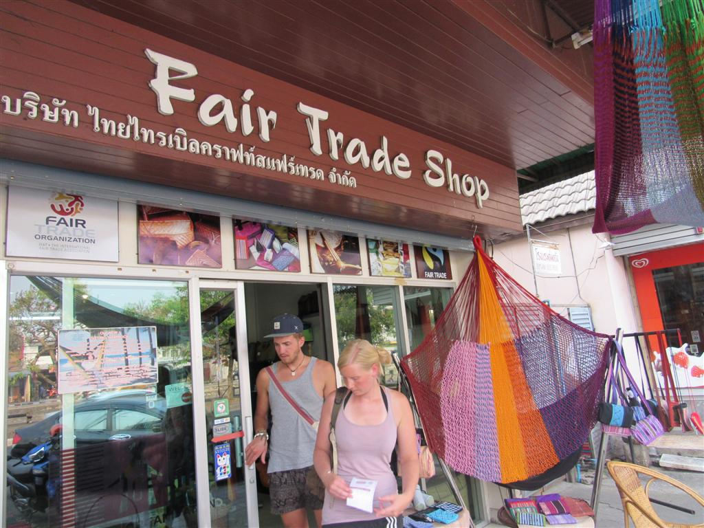 fair trade outlets chiang mai