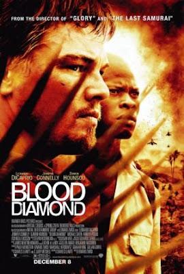 Blood Diamond Poster