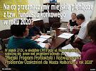 Burmistrz Miasta Malborka zaprasza do prac nad projektem uchwały