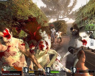 Download Game PC Terbaru Left 4 Dead 2 Full Rip
