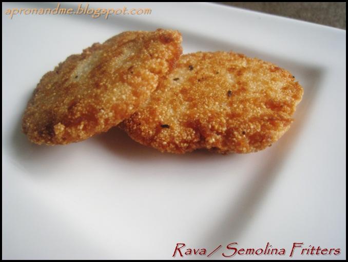 Semolina-Cookies