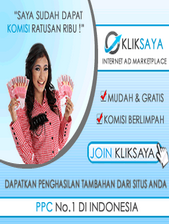 Kliksaya PPC No.1 Indonesia