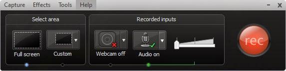 Screen Recording & Video Editing Software