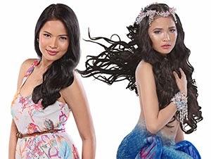 Kambal Sirena, television programs, GMA, GMA Network, Louise delos Reyes