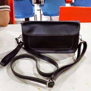 gambar mini clutch bag warna hitam terbaru untuk pria dan wanita, gambar clutch bag harga murah