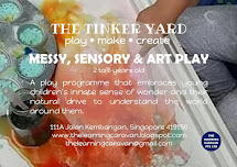Messy, Sensory & Art Play