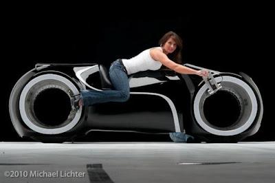 real life tron bike