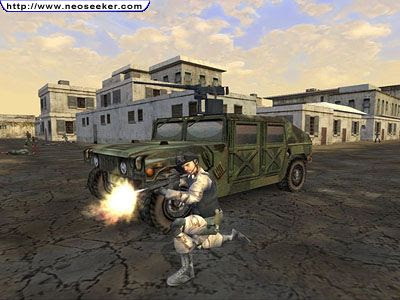 Delta Force - Urban Warfare PC links
