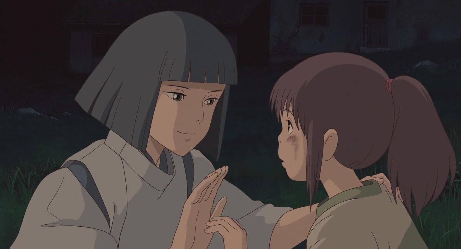 made in japan  sen to chihiro no kamikakushi - a viagem de chihiro 1080p