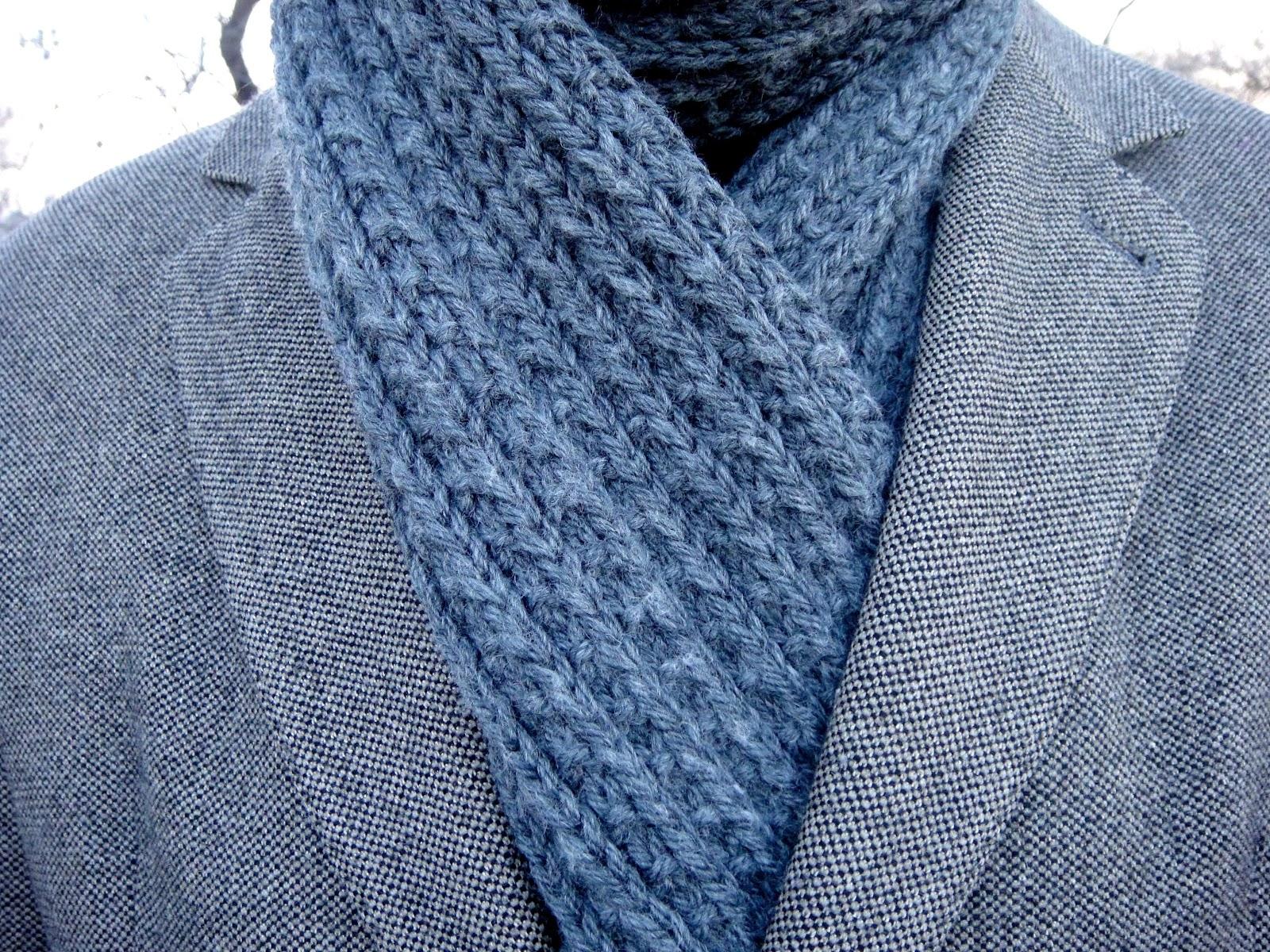 Puntos para tejer bufandas imagui - Puntos para tejer ...