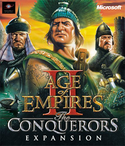Age Of Empires II : The Conquerors Expansion 1