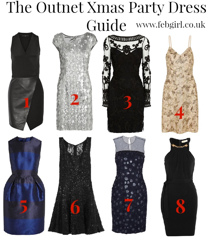 Office Party Dress Guide With The Outnet