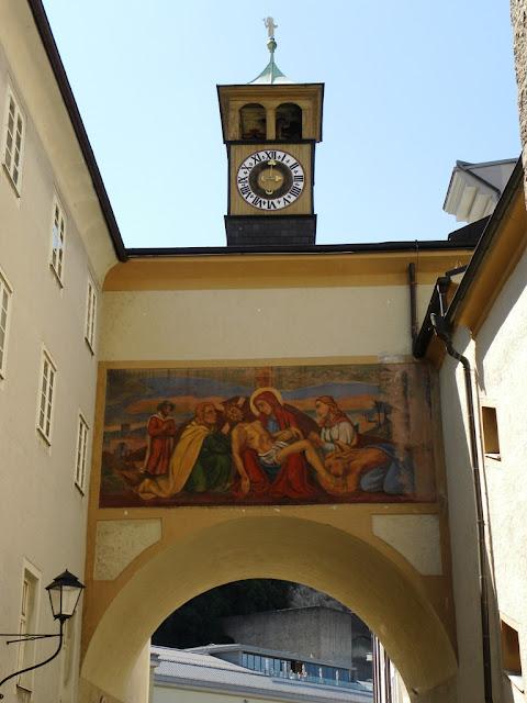 Franziskanerkirche Sazburg