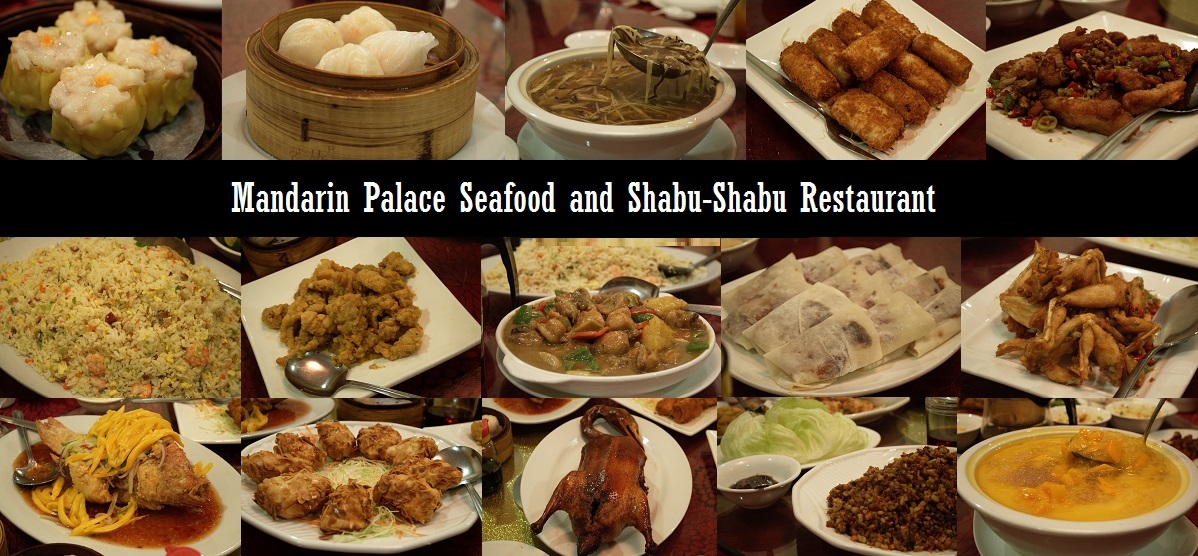 Authentic chinese cuisine mandarin palace seafood and for Authentic chinese cuisine