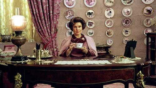 {Contos de HP}: Dolores Umbridge