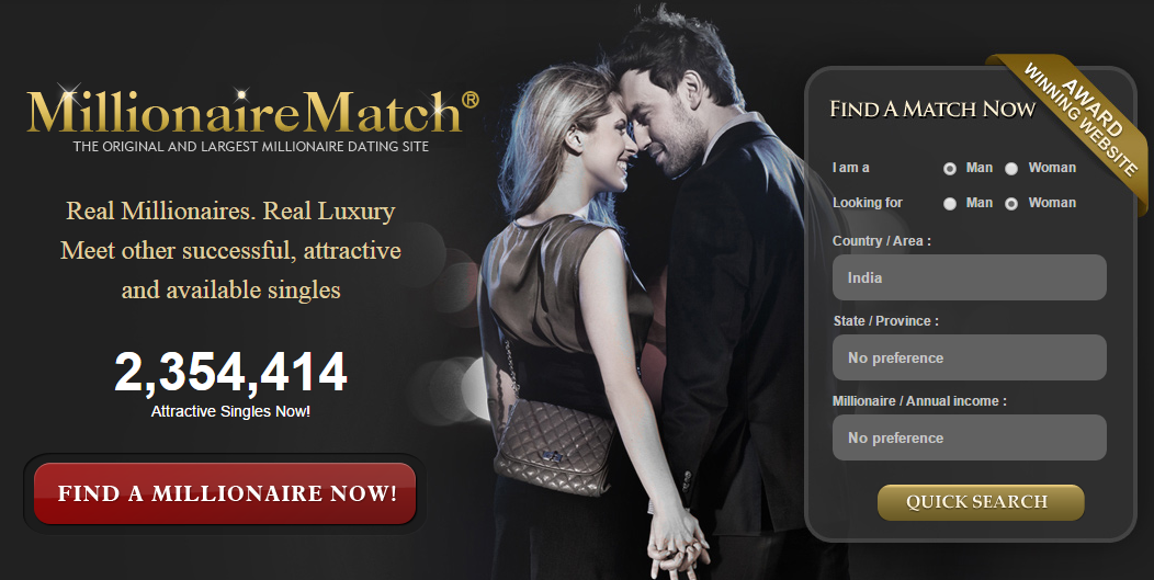 wealthy dating sites An effective rich men dating service, concierge introductions of south florida  specializes in upscale personal introductions for relationship-minded men and.