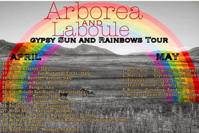 arborea/laboule tour