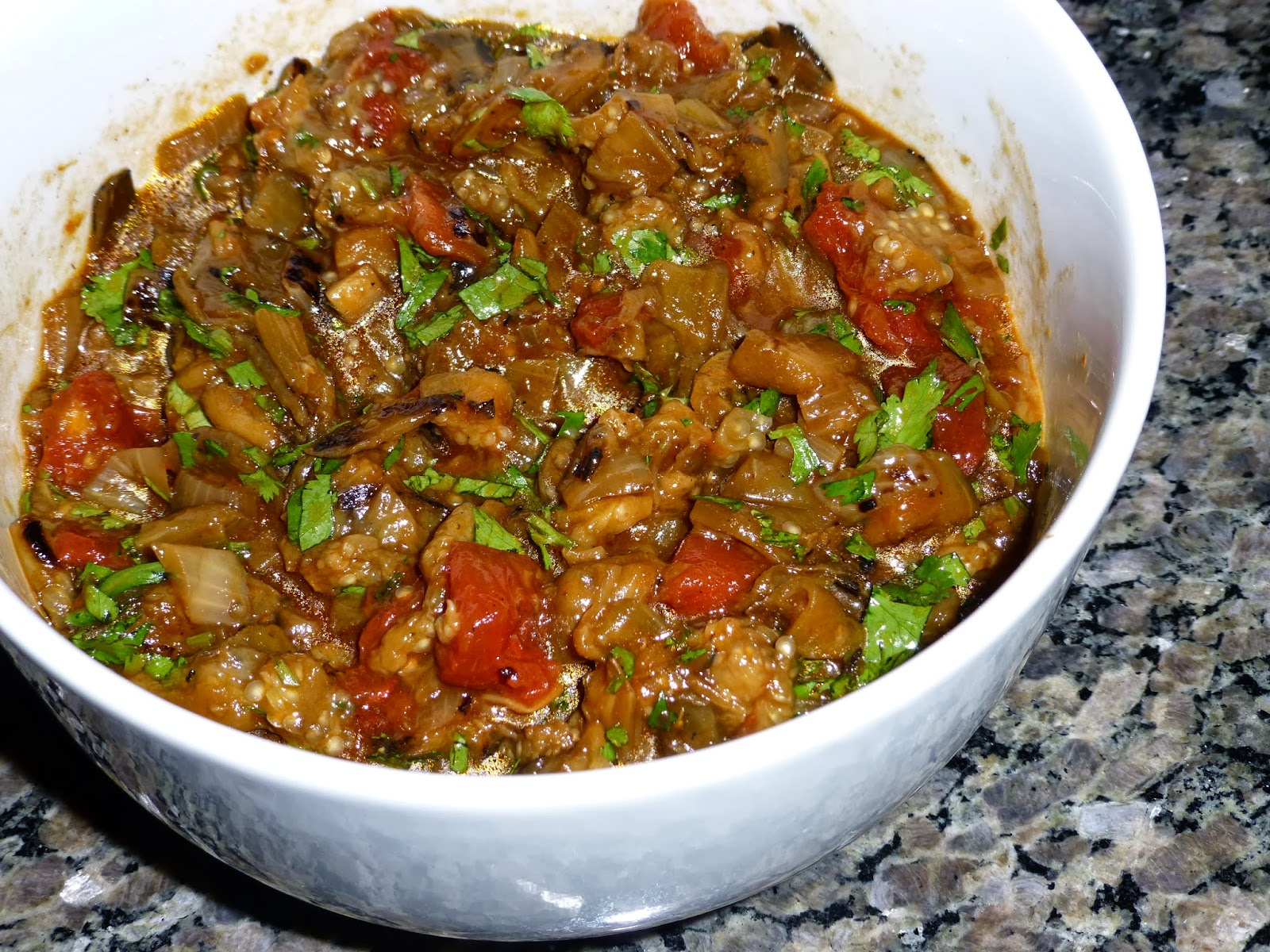 recipe: baklazhannaya ikra russian eggplant caviar [3]
