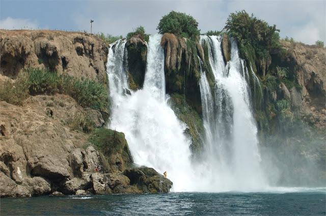 Cascada de Düden - Bº de Lara (Antalya)