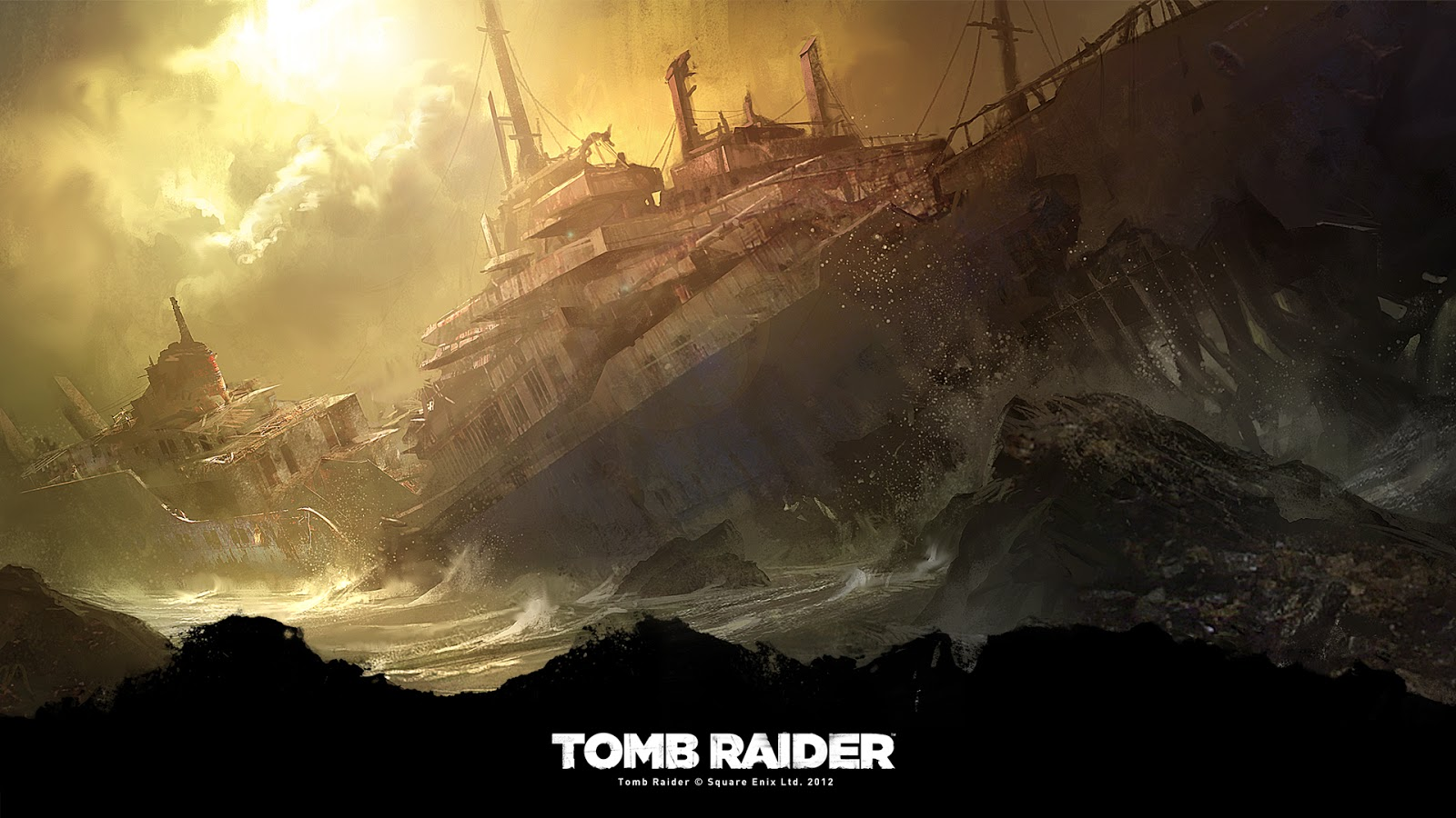 Tomb Raider HD & Widescreen Wallpaper 0.498860601970645
