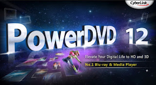 CyberLink PowerDVD 12 Free Download Full Version
