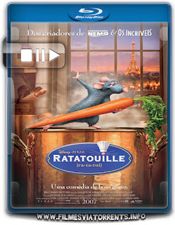 Ratatouille Torrent - BluRay Rip 720p | 1080p Dublado