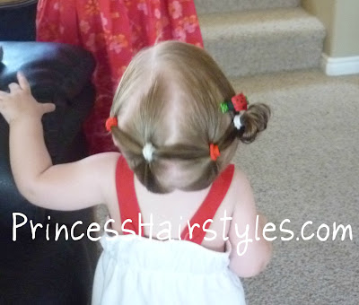 holiday hairstyles for babies