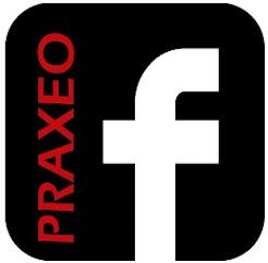 La nouvelle page PRAXEO sur Facebook