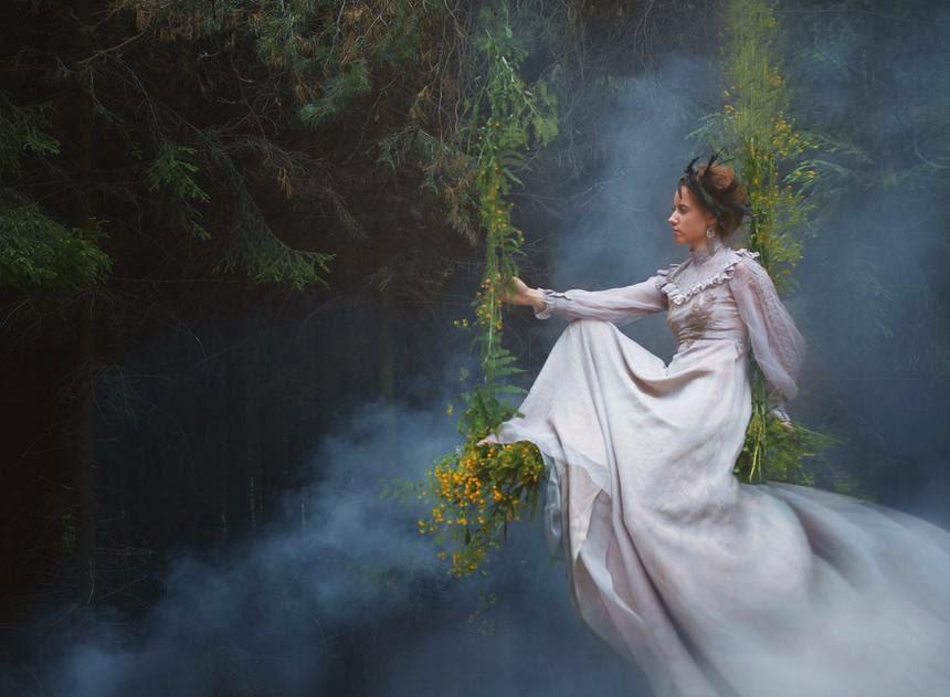 Fotografía para Novias Espirituales By Katerina Plotnikova.