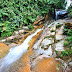 Air terjun di tepi jalan Kuala Berang ke Gua Musang