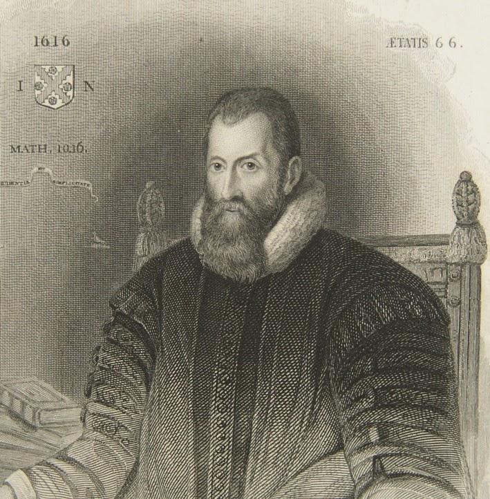 Grandes Matemáticos: John Napier