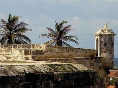 Algunas maravillas naturales de colombia viajes for Arquitectura militar