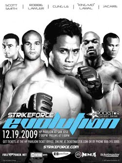Strikeforce: Evolution (2009)