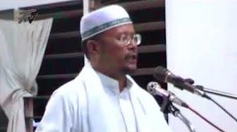 DARI ADIK MANGSA TRAGEDI MEMALI ISMAIL MAHMUD (Ibrahim Libya)