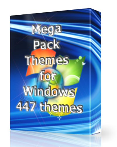 Windows 7 Mega Pack Themes 447 cta8 2B 1