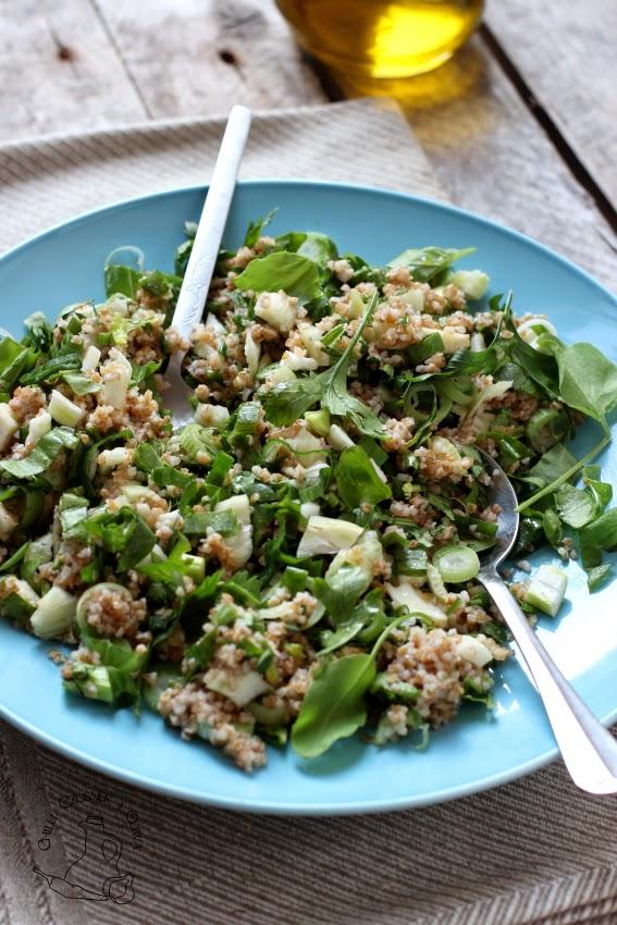 tabbouleh salatka przepis