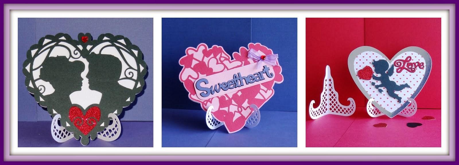 Valentines & Anniversary Designs 2014